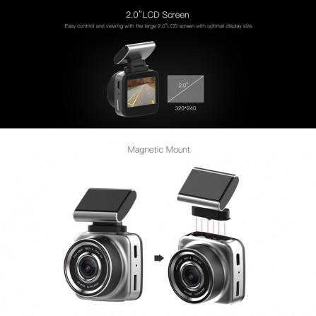 "AE-Kit DVR35 4d AHD videograbador 4ch ""tríbido"" + 4 domos AHD óptica fija"
