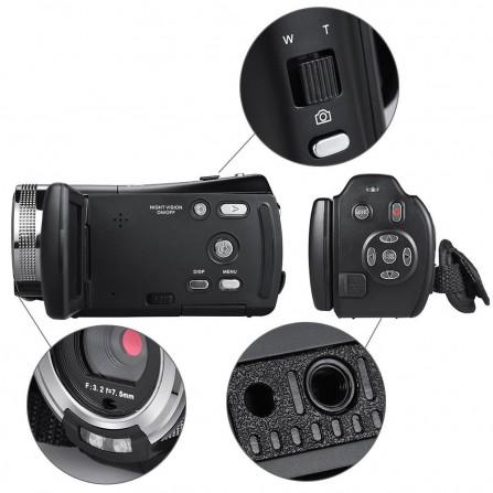 AV-CV169IAB2 HDCVI óptica 3.6mm 1080P (25FPS) ir 15m