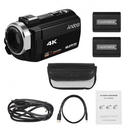 AV-CV180VKI cámara dual óptica 5~50mm 720P PRO (25FPS) ir 100m