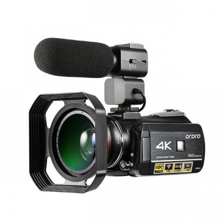 AV-KIT93 kit vigilancia con 2 cámaras domo de interior óptica 3.6mm 720P
