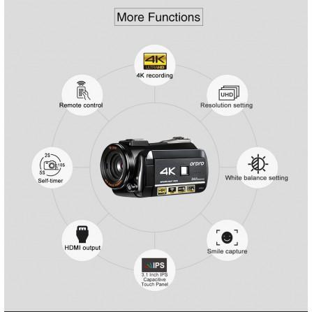 AD-KIT90 kit vigilancia con 3 cámaras domo de interior óptica 3.6mm 720P