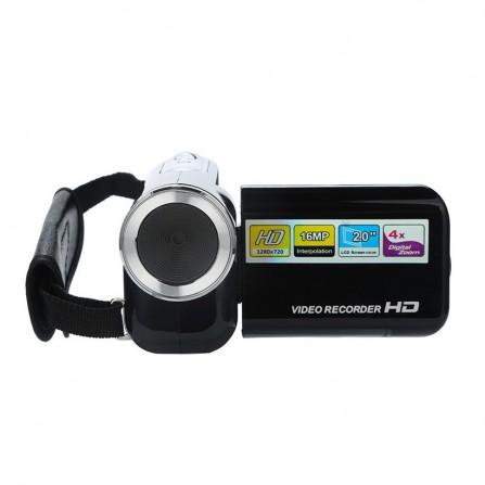 AV-KIT33 kit vigilancia con 6 cámaras domo de exterior óptica 3.6mm 720P