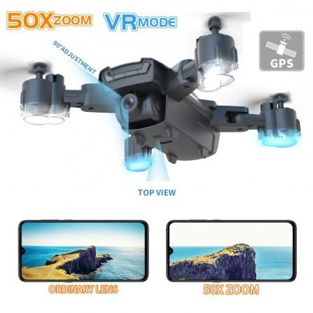 AV-CV921VFIB óptica 2.8~12 mm Gama 1080p PRO (4 en 1) ir 40m